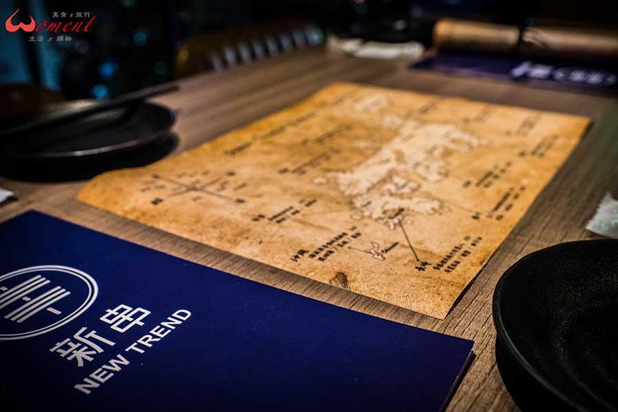 台北>大安區> 新串New Trend居酒屋🍶日本調酒地圖,還沒機會環遊日本,先來這裡嘗遍日本的滋味吧!(上集)