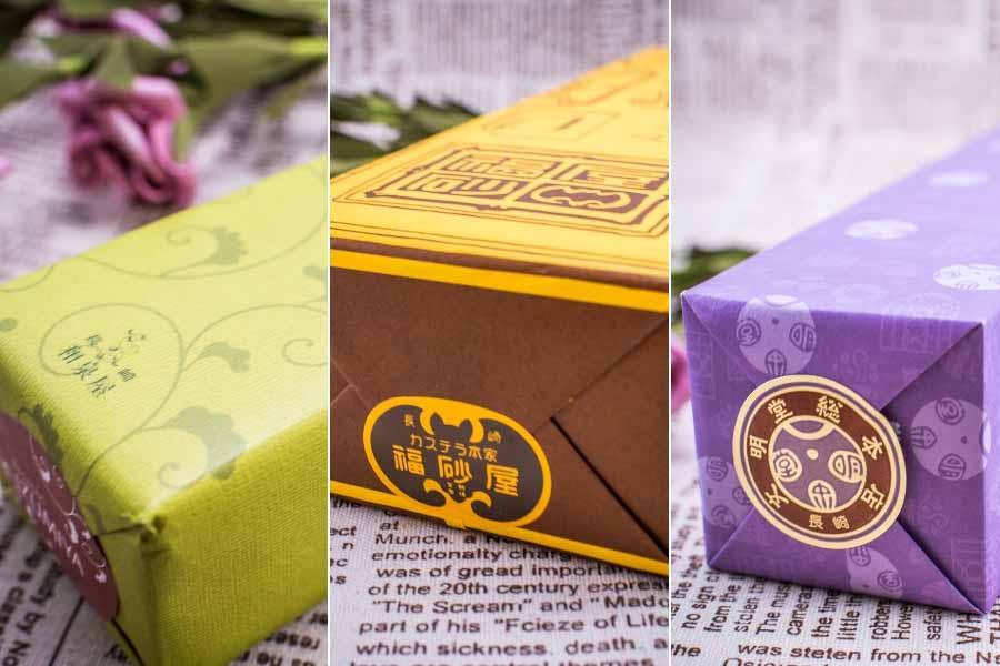 【九州伴手禮】收集控到長崎,最有名的蜂蜜蛋糕「福砂屋、和泉屋、文明堂」當然都要嚐嚐看!