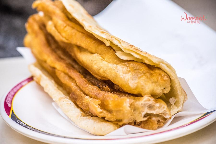 世界豆漿大王-燒餅油條