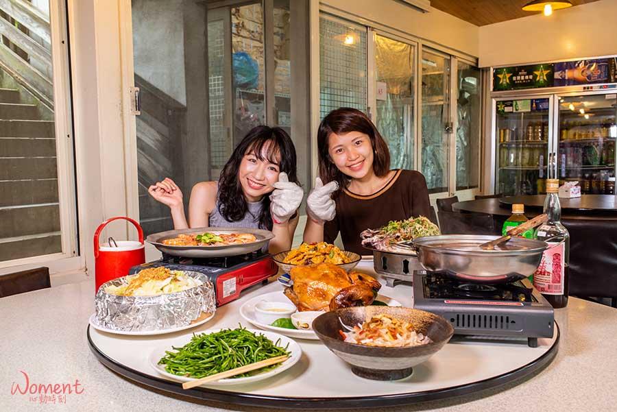 「富群休閒農園」獨家爆汁柚香桶仔雞、招牌清蒸山泉活魚,還有其他季節限定料理及採果體驗