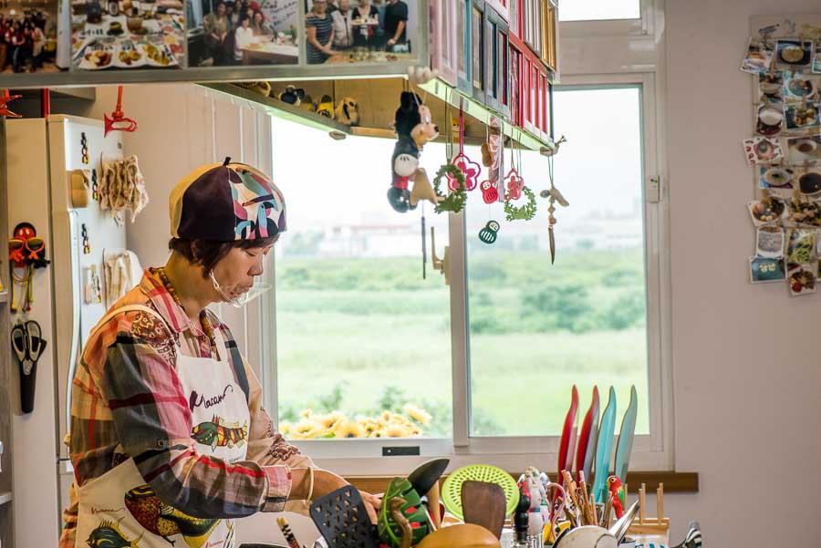【北投賞鳥、吃美食】笑意觀鳥居,道地港式融合台灣味創新,以「食」會友的私廚空間更貼近人心