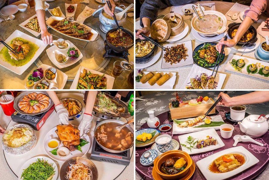 台北桌菜、合菜餐廳推薦