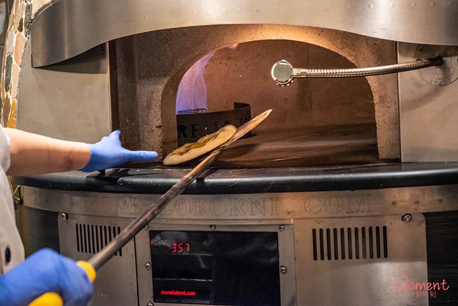 蔬食素食餐廳-吃到飽推薦果然匯 - 窯烤披薩pizza