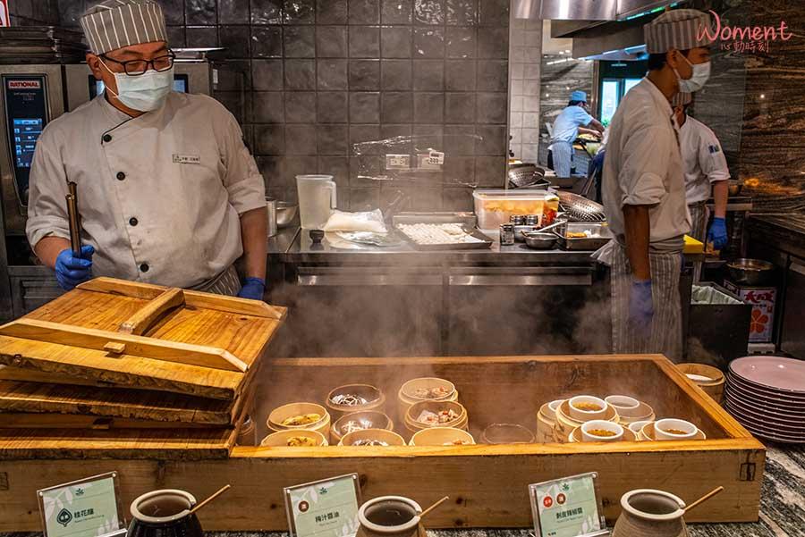 蔬食素食餐廳-吃到飽推薦果然匯 - 蒸煮料理素食佛跳牆