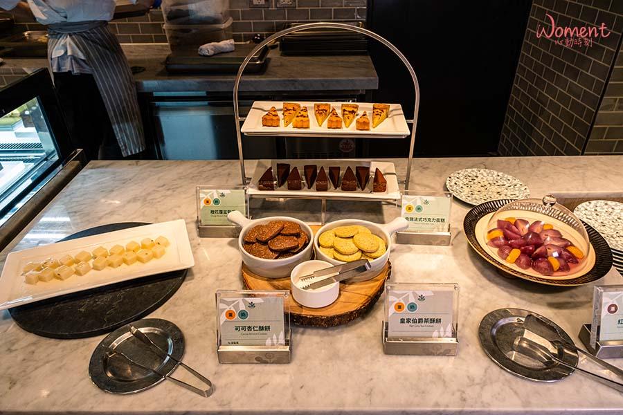蔬食素食餐廳-吃到飽推薦果然匯 - 甜點菜單,豐富巧克力製品