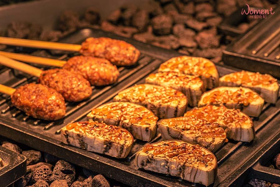 蔬食素食餐廳-吃到飽推薦果然匯 - 烤物菜色