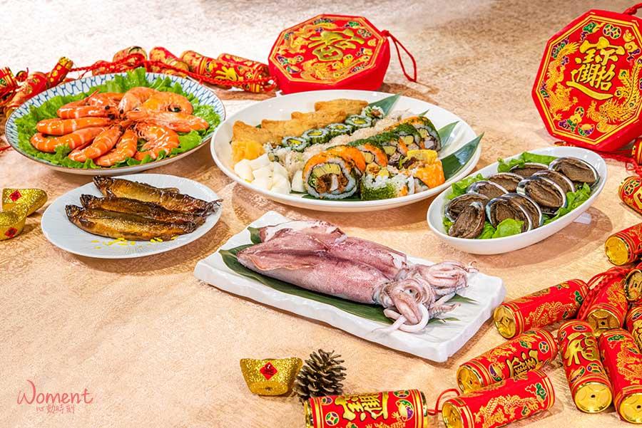 2021年菜外帶-拾食樸餐廳外帶日式菜色