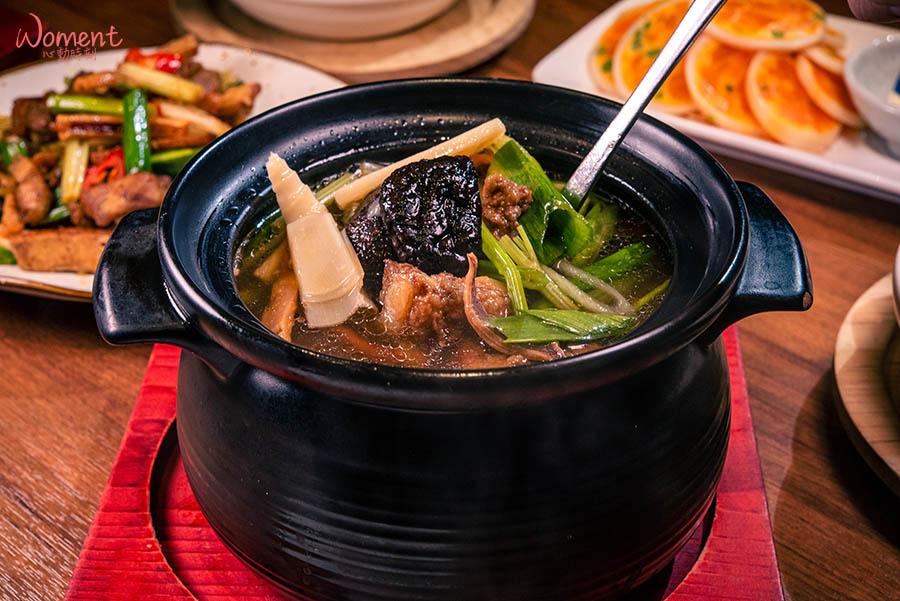 臺菜餐廳十大推薦 - 真珠 - 酒家菜螺肉排骨湯