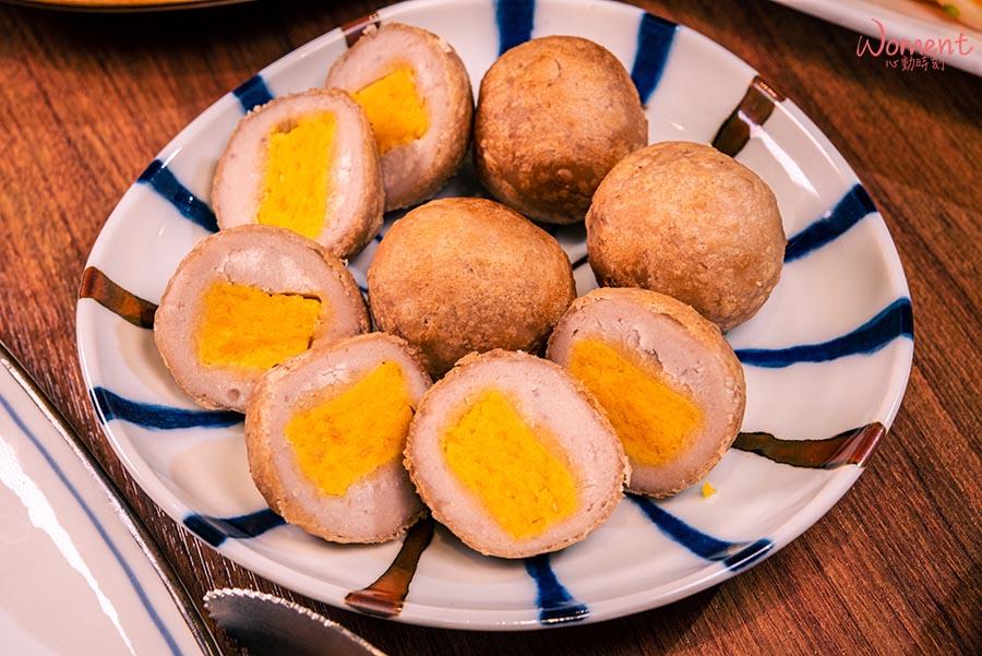 臺菜餐廳十大推薦 - 真珠 - 芋仔丸宴客甜點