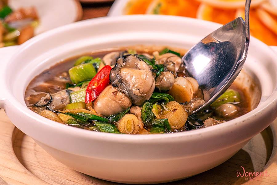 臺菜餐廳十大推薦 - 真珠 - 台灣鮮蚵料理