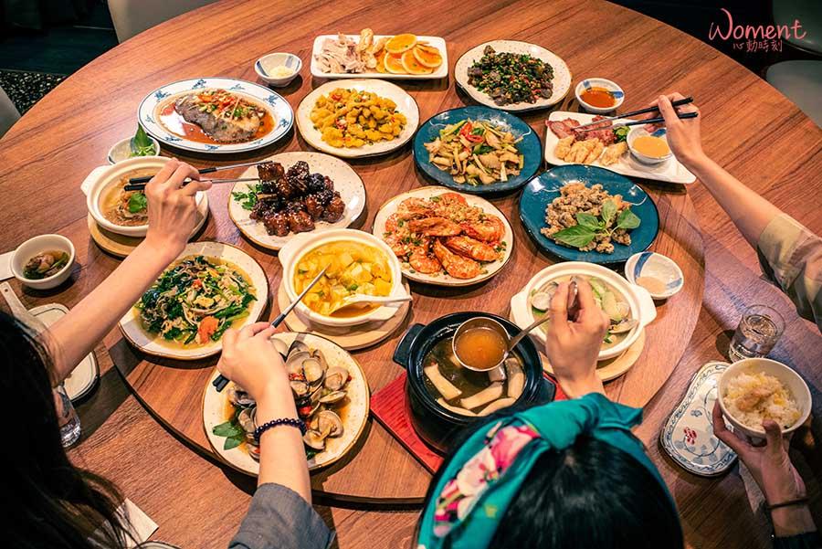 臺菜餐廳十大推薦 - 真珠 - 澎湃桌菜菜色