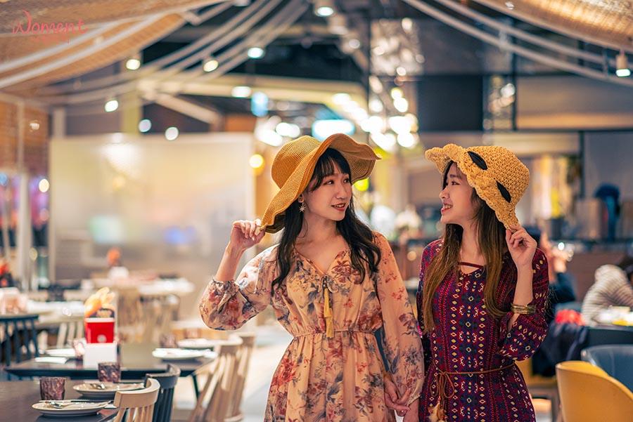 泰國菜推薦泰式餐廳-饗泰多-偽出國旅行,泰國曼谷遊記