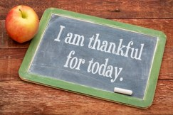 What are you thankful for today?