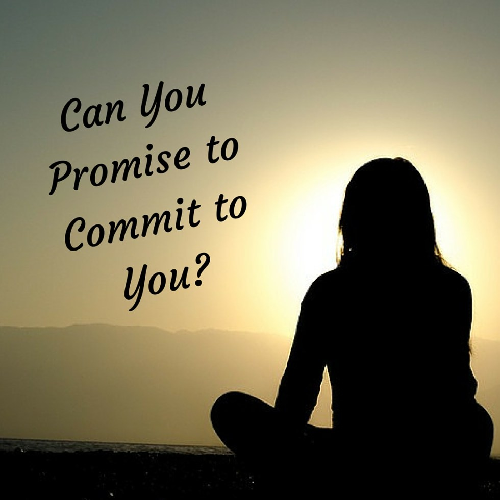 Can You Promise to Commit to You