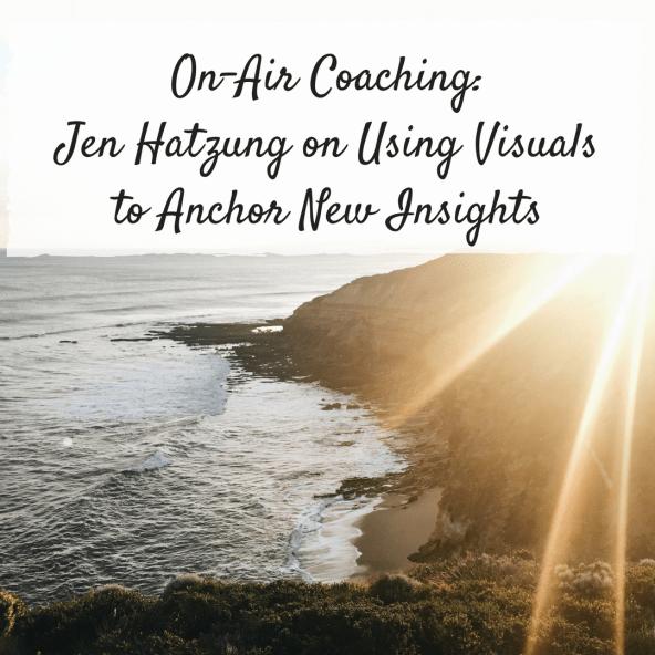 Jen Hatzung on Using Visuals