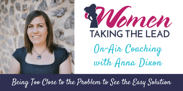 On Air Coaching Anna Dixon