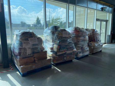 Wayfair Donations