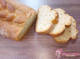 Испекли хлеб в домашних условиях