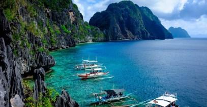 Эль нидо - одна из главных достопримечательностей Филиппинского архипелага