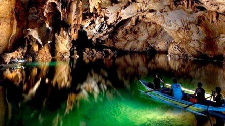 подземная река пуэрто принцесса, филиппины