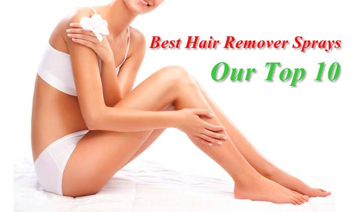 hair remover sprays