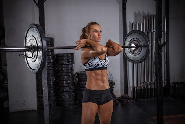 3 Front Squat Tips For Women