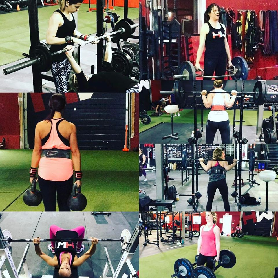 Women Who Lift Weights Online Community -