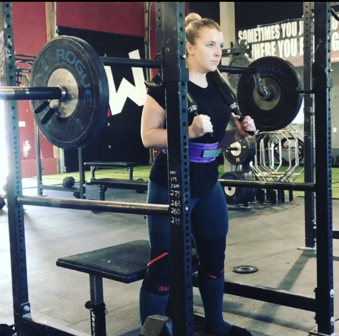 3 Benefits Of Using A Squat Safety Bar For Women -