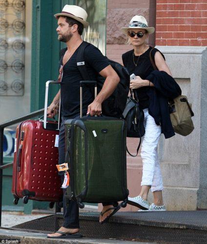 giant luggage