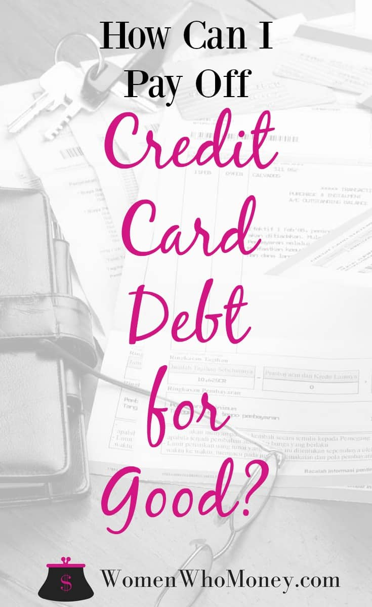 After paying for housing, groceries, and making the car payment, you may have little money left. It's easy to use credit cards to fill in gaps, but before you know it, you've run up a huge balance with no idea how you're going to pay. Follow our steps to get it under control and pay off credit card debt for good. #creditcard #debt #payoffdebt #creditcarddebt #money