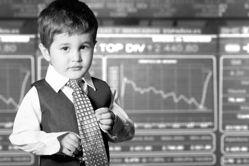 how to invest in the stock market for teens