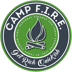 CampFire Finance Square Logo