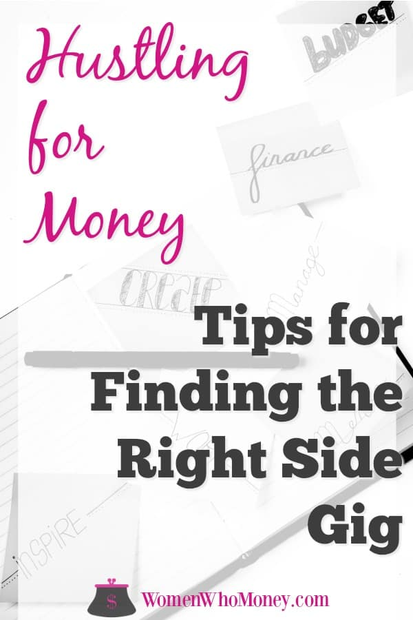 The lureof earning extra cash have you thinking side gig? Read these facts and tips to help you figure out if working a side gig or hustle best is for you. #sidegig #freelance #sidehustle #parttimework #makemoney #earn #save #microbusiness #workfromhome #wah