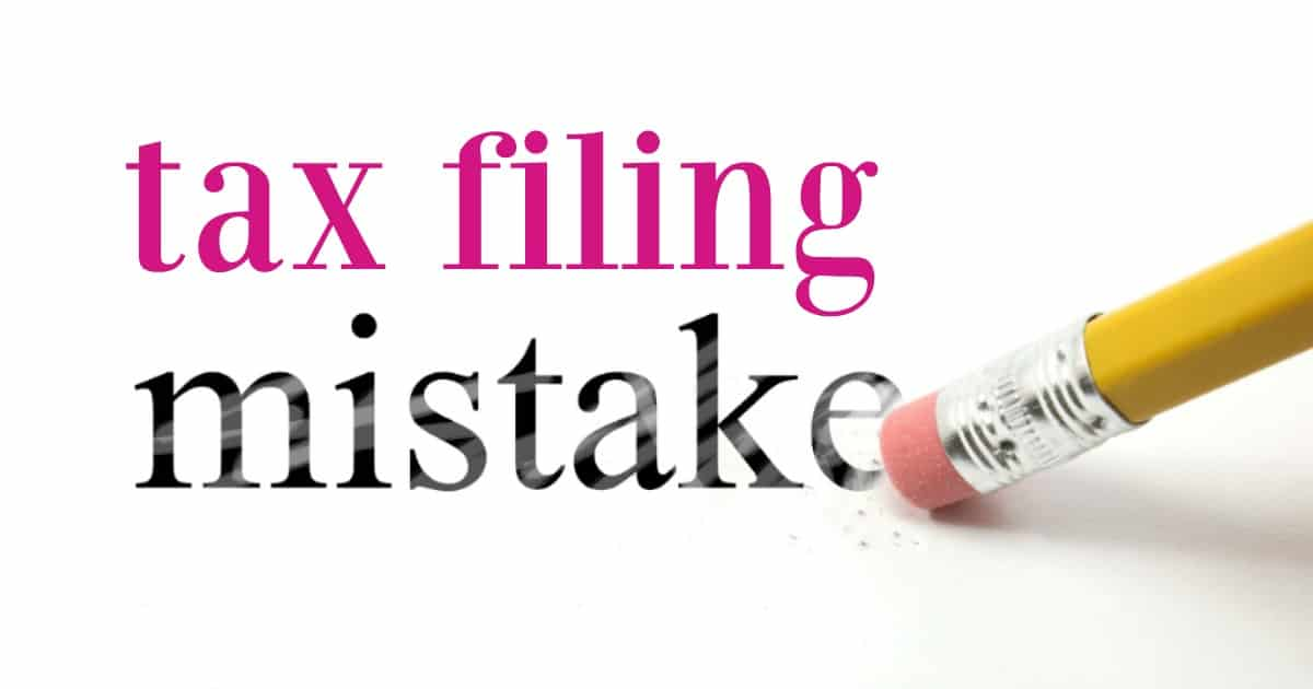 What Common Tax Mistakes Are Made When Filing Returns?
