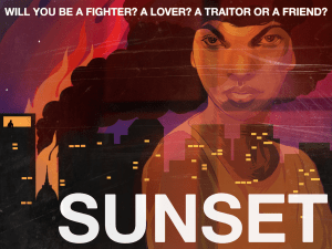 Sunset gameTale of Tales