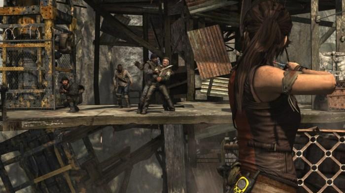 Tomb Raider Diaries 6 grim