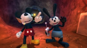 Disney Epic Mickey 2: The Power of Two promo still