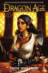 Dragon Age Those Who Speak by David Gaider | Dark Horse Comics Da