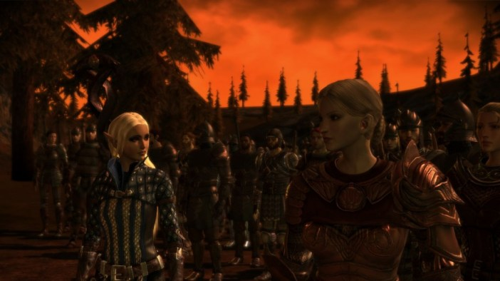 Dragon Age: Origins (2009) Developed by: BioWare Published by: Electronic Arts