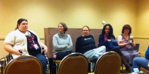 Metatopia Women in Gaming panel Sarah Richardson 2014