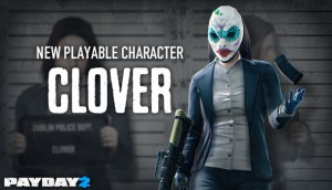 Clover Payday2