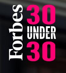 Forbes 30 under 30 logo