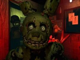 Five Nights at Freddy's 3 bear