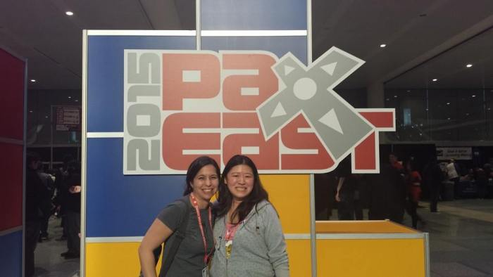 PAX East Jo and Brenda