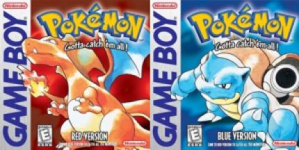 Pokemon RED BLUE