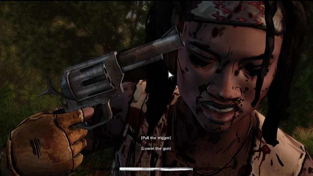The Walking Dead: Michonne, Telltale Games, 2016