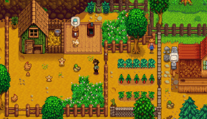 Stardew Valley Chucklefish LTD February 2016