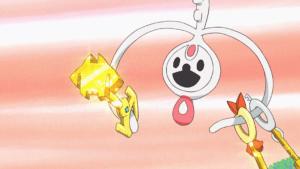 Klefki from the Pokemon Anime