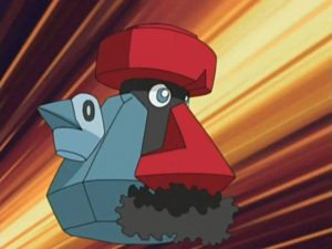 Nosing Round the Mountain. Pokemon. 2007.