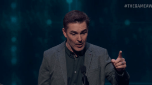Nolan North #TheGameAwards
